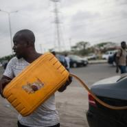 Nigeria's fuel subsidy bill has spiked and as February elections approach, questions are being asked about the government's management of oil sales and earnings.  By STEFAN HEUNIS (AFP)