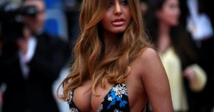 Now 27, Zahia Dehar hit the headlines 10 years ago as the under-age escort who was allegedly paid for sex by top French footballers.  By CHRISTOPHE SIMON (AFP)