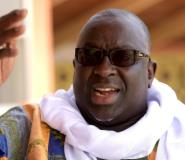 Papa Massata Diack, pictured in March 2017, lost his appeal against a life ban.  By SEYLLOU (AFP/File)