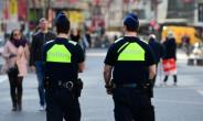 Policemen patrol in the Belgian city of Antwerp on March 23, 2017.  By EMMANUEL DUNAND (AFP)