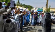 Protests took place in Nouakchott last November after the death sentence for blogger Mohamed Mkhaitir was changed on appeal to a two-year jail term.  By STR (AFP)