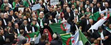 President Abdelaziz Bouteflika said in February 2019 he would run for a fifth term, triggering an outcry in the country which has been gripped by demonstrations since.  By RYAD KRAMDI (AFP)