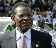 President Obiang is the longest-serving leader in Africa -- he has been in power for nearly 39 years.  By Pius Utomi EKPEI (AFP/File)
