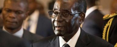 President of Zimbabwe Robert Mugabe may lose the support of key military allies after they vow to rally behind