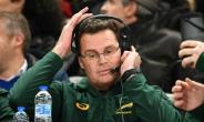 Rassie Erasmus will be hoping to help replicate the record 68-10 victory over Scotland he played in 21 years ago.  By FRANCK FIFE (AFP/File)