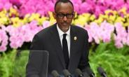 Rwanda President Paul Kagame was widely expected to win parliment elections.  By MADOKA IKEGAMI (POOL/AFP)