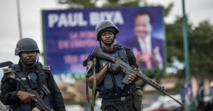Separatists have launched an armed campaign in Cameroon's two anglophone regions -- the government has responded with a crackdown.  By MARCO LONGARI (AFP/File)