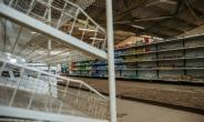Shops in Zimbabwe are struggling to fill their shelves as the economic crisis worsens.  By Jekesai NJIKIZANA (AFP)