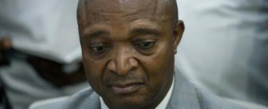 Shadary vowed to create jobs and diversify the economy of the sprawling mineral-rich country.  By Junior D. KANNAH (AFP)