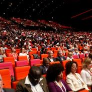 Swaziland unveiled details of progress in tackling the world's heaviest HIV burden at an International AIDS Society conference in Paris, which has gathered more than 6,000 scientists to assess advances in AIDS treatments but also  discuss funding concerns.  By FRANCOIS GUILLOT (AFP/File)