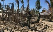 Suspected jihadists have torched scores of homes and killed many in previous attacks near the coast in northern Mozambique.  By Joaquim NHAMIRRE (AFP/File)