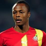 Black Stars midfielder, Andre Dede Ayew