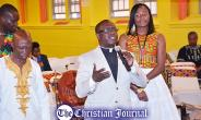 Apostle Alexander Adu Gyamfi of Bible Believers Tabernacle