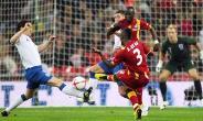 Video Asamoah Gyan's goal against England
