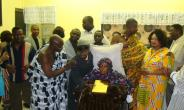 Asanteman Honoured Nana Sarfowaa Poku