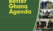 Is This the better Ghana agenda??? - asks Dr Kwame Osei