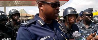 Beware! Kumasi arms haul may have been intended for election 2016- Aning tells Police
