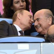 Full support: FIFA maintain backing for 2018 Russia World Cup