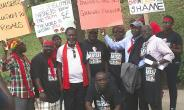 Ghanaian Canadians Make Merry Whiles Ghanaian Americans Demonstrate Against NDC Government