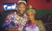 Singer, Oritse Femi Reveals Proud Mother