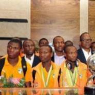 Afcon U17 : The Elephants welcomed as heroes!