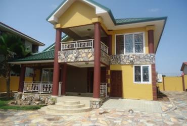 3 bedroom house on 2 plots for sale at Oyarifa