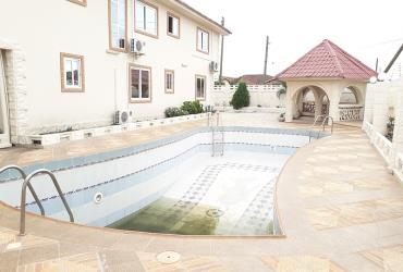 LUXURY 4 BEDROOMS HOUSE FOR RENT AT EAST LEGON