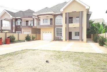 EXECUTIVE 4 BEDROOMS HOUSE FOR RENT AT EAST LEGON