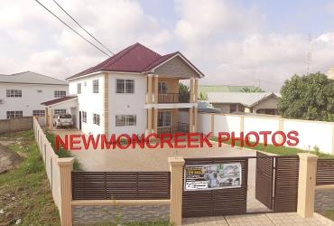 Executive 4 bedroom storey for sale@Oyarifa