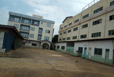 Factory with Warehouse For Sale at Tema