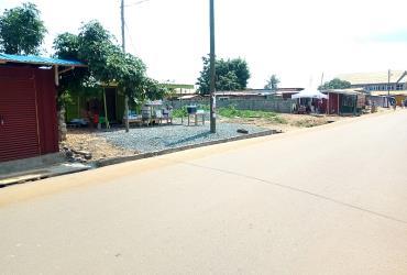 1Plot of Roadside Land for sale at Tema