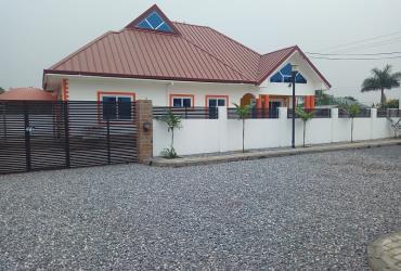 3 bedroom house for sale@Sasabi,Oyibi