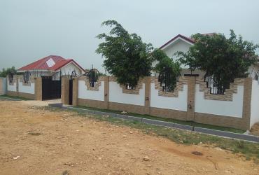 Furnished 3 bedroom for sale@Tema c25