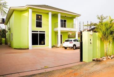executive 4 bedroom house for rentals @ East legon