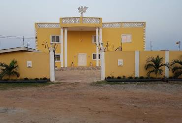 A six bedroom newly built house at Airport Valley