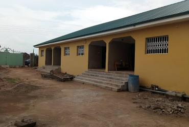 NEW CHAMBER & HALL SELF CONTAIN AT SARPEIMAN, AGYA
