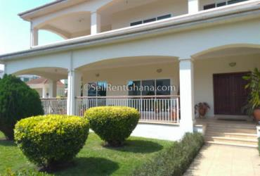 5 bedroom house with 3 bedroom boys' quarters