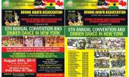 Brong Ahafo Citizens In USA And Canada Meets In New York Labor Day Weekend