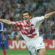 1998 World Cup hero: Today in history: Davor Suker signs for Arsenal