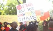 Prez Mahama Under Pressure As Ghanaians In USA Join Protests For Change