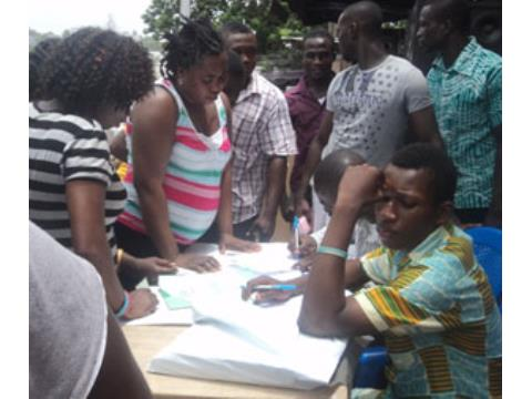 Western North Region: 180,747 Registered Voters Have Checked Names