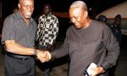 Prez Mahama Throws Konkombas Into Political Dustbin