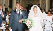 Joe Walker weds in grand style