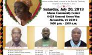 Final Funeral Rites--Saturday, July 20, 2013