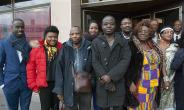 Federation of Ghanaian Diaspora in Europe, Ends Inaugural Meeting in France