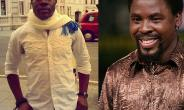 T B JOSHUA EXPOSED: OFFERS BRIBE TO A REPORTER