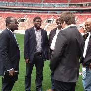 Ghana FA inspects Black Stars AFCON base in SA