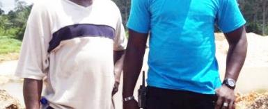 Fred And His Father, George Yeboah
