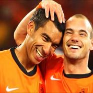 Seeking The Ultimate Prize; Netherlands Vrs Spain