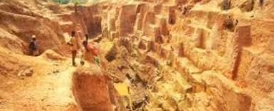 Atwima Mponua: Galamsey Pit Swallows Up Two Women